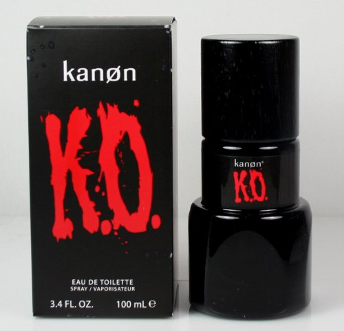 Kanon Ko Eau De Toilette Spray, 3.4 Ounce