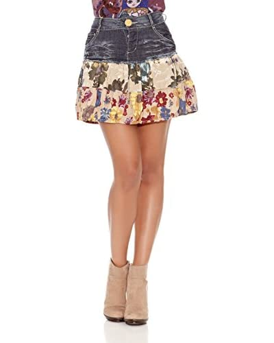 Desigual Falda Colona
