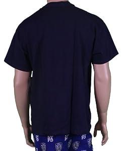 NYPD CSI New York Crime Scene Tee Investigation T-Shirt Navy