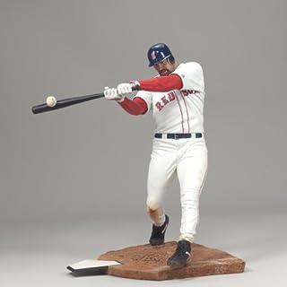 マクファーレントイズ MLB フィギュア エリートチーム ボストン・レッドソックス ケビン・ユーキリス(Kevin/Youkilis)