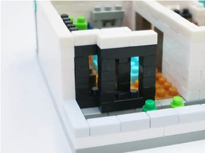 nanoblock ナノイド 1LDK NBI_003