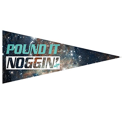 dude-perfect-pound-it-nogginmint-green-home-house-garden-flags-decoration-triangle-flags