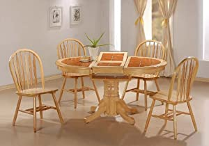 tile top natural dining room set table chair chairs