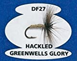 GREENWELL GLORY HACKLE DF S/12 - DF27/12