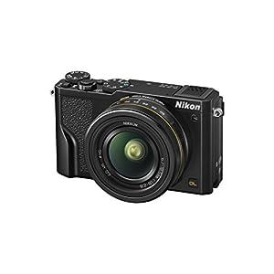 Nikon デジタルカメラ DL 18-50 f/1.8-2.8 2081万画素 1.0型センサー ブラック DL18-50