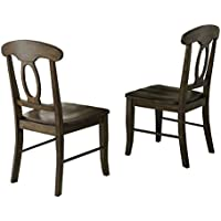 2-Set Ethan Home Creek Barnet Side Chair