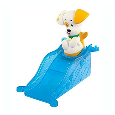 Fisher Price Bubble Guppies Bubble Puppy Rolling Figure With Ramp
