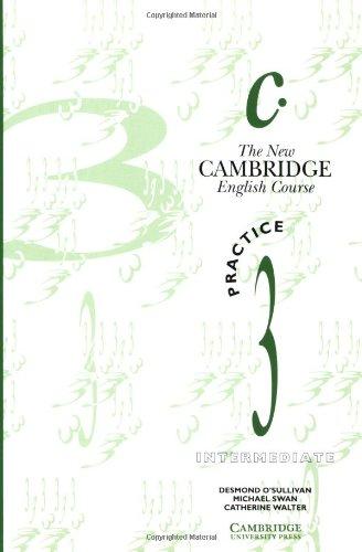 The New Cambridge English Course 3 Practice Book