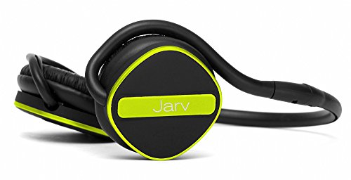 Jarv-Joggerz-PRO-Sports-Bluetooth-41-Headphones-with-Built-In-Microphone-Foldable-Design-and-Universal-Fit-20-hours-of-Talk-Time-BlackGrey