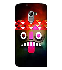 PrintDhaba Cartoon D-4389 Back Case Cover for LENOVO K4 NOTE A7010a48 (Multi-Coloured)