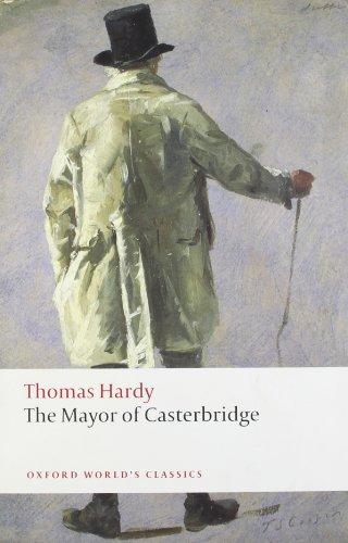 Essay on the mayor of casterbridge analysis