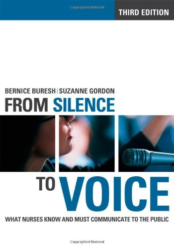 From Silence to Voice: What Nurses Know and Must Communicate