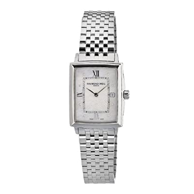 Raymond Weil Women's 5956-St-00915 Stainless Steel Watch
