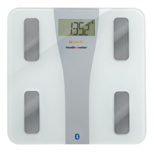 Lose It! Bluetooth Body Fat Scale By Health O Meter, Bfm147Dq-01