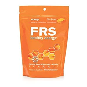 FRS Healthy Energy Chews, 30-Count Bag
