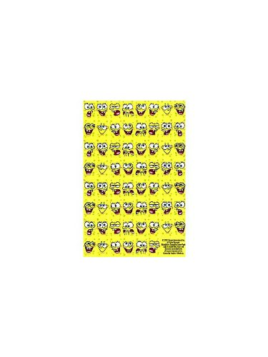 SpongeBob Square Pants Stickers 2 Sheets