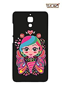 VDESI Designer Matte Back Cover For Xiaomi Mi 4 -215400951