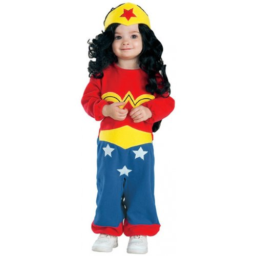 Wonder Woman Costume - Newborn
