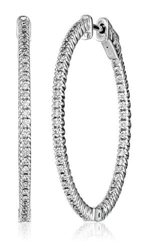 KC-Designs-Eternity-Hoops-Diamond-14k-White-Gold-Hoop-Earrings-94-cttw