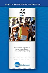 1980 NCAA(r) Division III  Men's Cross Country National Championship