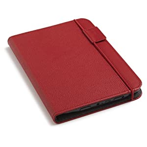 Kindle Leather Cover with Updated Design, (Fits Kindle Keyboard)