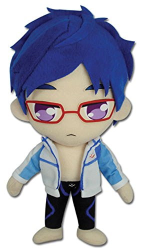 Great Eastern Free! 8.5″ Rei Plush Toy image