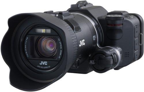 JVC-GC-PX100BEU-Videocamera-Full-HD-ad-Alta-Velocit-con-Wi-Fi-Integrato-Nero