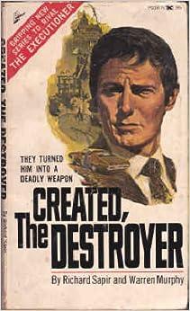 Created, the Destroyer # 1, Sapir, Richard & Murphy, Warren