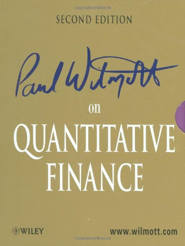 on quantitative finance
