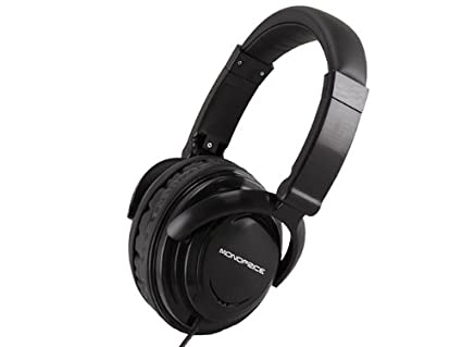 Monoprice-Hi-Fi-Light-Weight-Over-the-Ear-Headphones