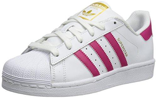 adidas Originals Superstar Foundation J Casual Basketball Lowcut Shoe (Big Kid)