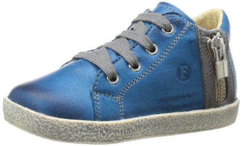 Naturino FALCOTTO 1208, Scarpe con velcro bambino, Blau (Azzurro 9103), 21