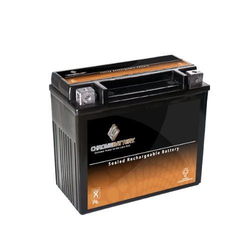 YTX20-BS High Performance - Maintenance Free - Sealed AGM Motorcycle Battery