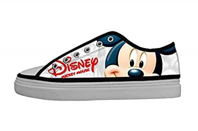 yeeo s canvas shoes disney mickey mouse shoes