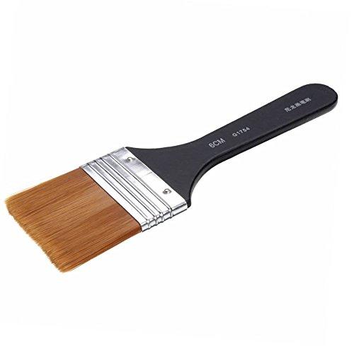 dairyshop-7-models-flat-tips-artist-brush-oil-painting-watercolor-paint-nylon-hair-art-pen-6cm