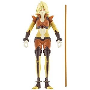 Thundercats Chetara on Thundercats Cheetara 4  Action Figure