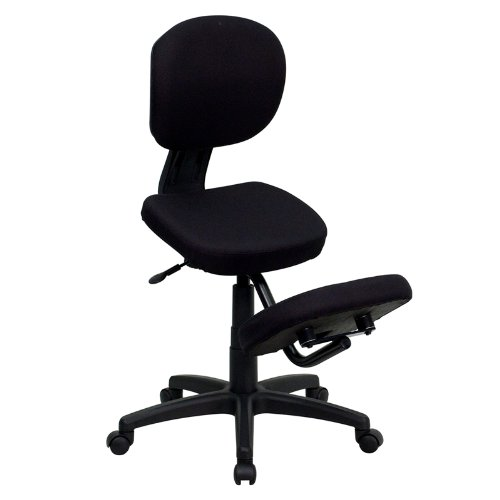 Flash Furniture WL-1430-GG Mobile Ergonomic
