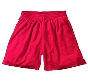 Derbystar Basic Short Enfant rouge 10-11 ans (140 cm)