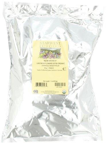Starwest Botanicals Organic Lavender Flowers