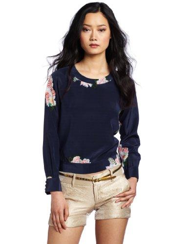 Pencey Women's Open Back Sweatshirt