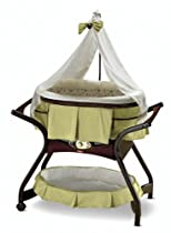 Hot Sale Fisher-Price Zen Collection Gliding Bassinet