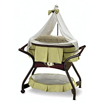 Set A Shopping Price Drop Alert For Fisher-Price Zen Collection Gliding Bassinet