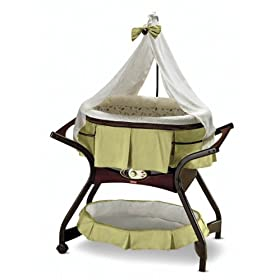 Fisher Price Zen Collection Gliding Bassinet Best Baby
