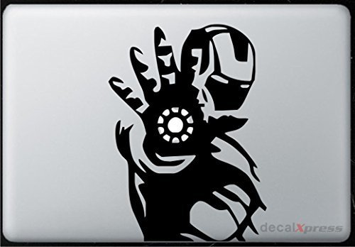 Iron Man Hand Macbook Air-pro 11 13 15 17 Stickers,decal