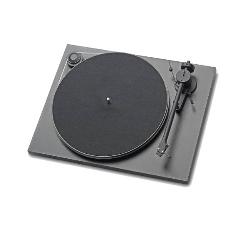 Essential Turntable in Black