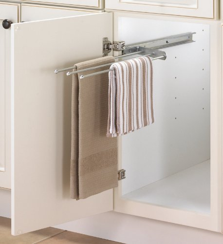Knape & Vogt Heavy-Duty Towel Bar (Kitchen Towel Rack compare prices)