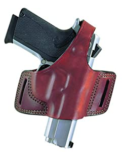 Bianchi 5 Black Widow Hip Holster - Sigarms P226 (Tan, Right Hand)