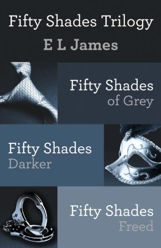 Fifty Shades Trilogy Bundle: Fifty Shades of Grey; Fifty Shades Darker; Fifty Shades Freed (Vintage)