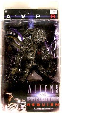 AVP: Requiem Alien Warrior Action Figure - Neca