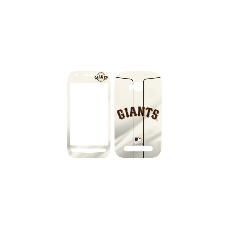 Skinit San Francisco Giants Home Jersey Vinyl Skin for Nokia Lumia 710